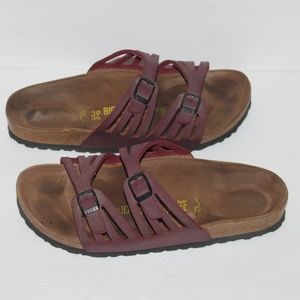 Birkenstock Sandals Women size 8 Germany made